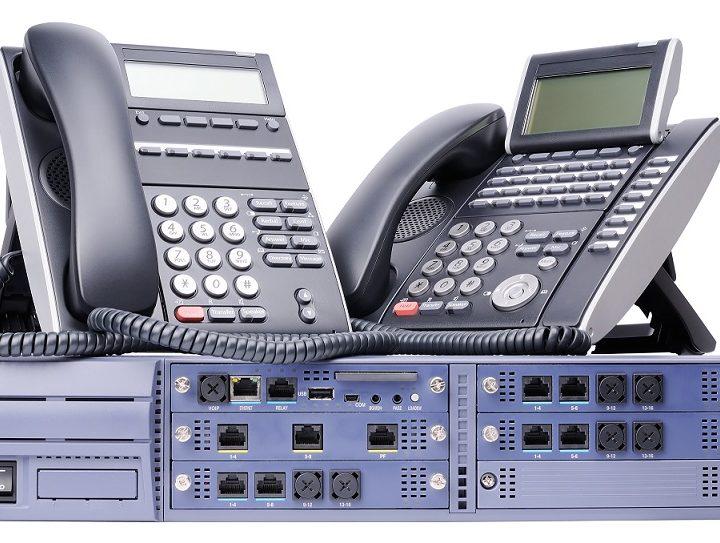 PBXはオフィスの「電話交換機」!